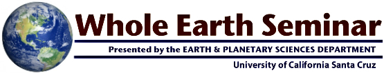Whole Earth Seminar Banner